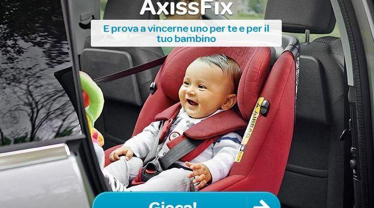Concorso Bébé Confort Italia – vinci Seggiolino AxissFix
