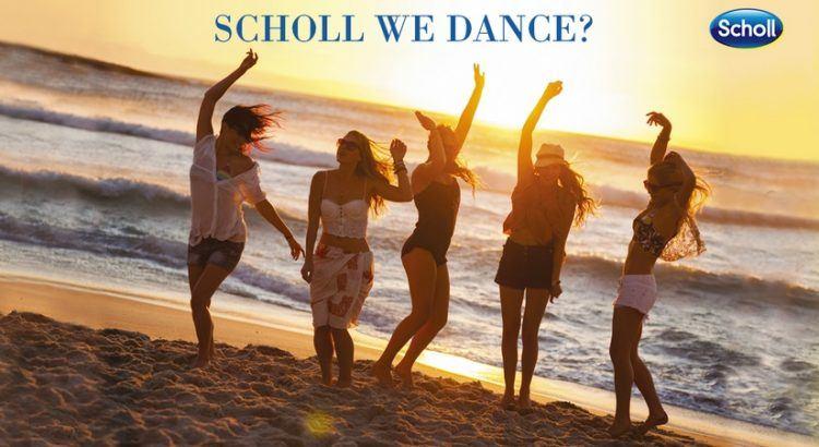 Scholl we Dance - Concorso