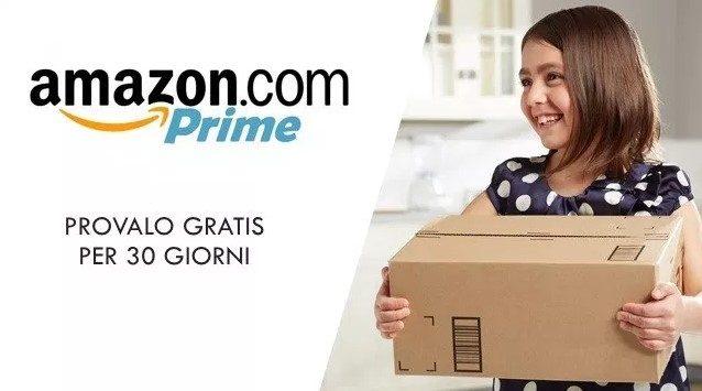 amazon prime gratis Codici Sconto e Offerte Amazon: approfittane subito e risparmia! (Solo oggi 13 maggio 2019)