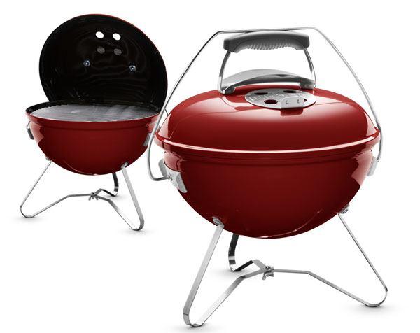 Barbecue a carbone Smokey Joe Premium 37 cm Vinci un barbecue Weber con Radio 105