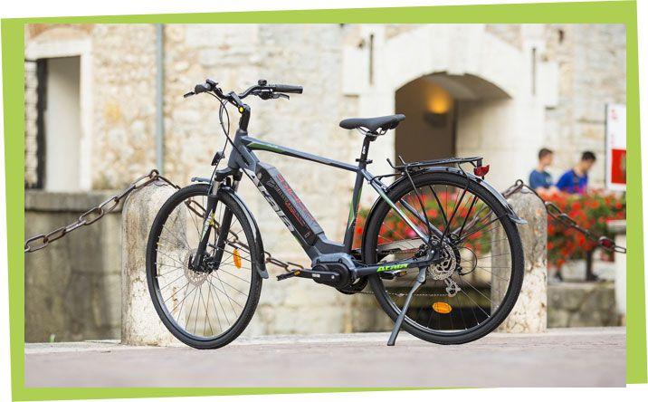 Bicicletta Elettrica Atala Cute S 400 Concorso e raccolta punti Mukki Abbiamo a cuore: vinci Ariete Breakfast Station, Bici elettrica Atala Cute S 400, forniture di prodotti e gift card
