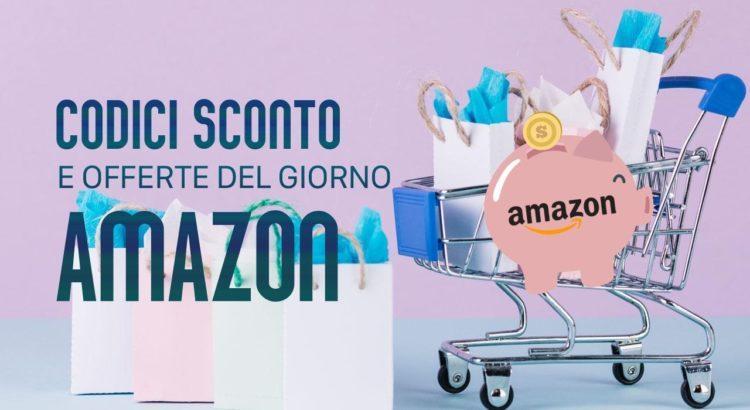 Codici sconto e offerte Amazon
