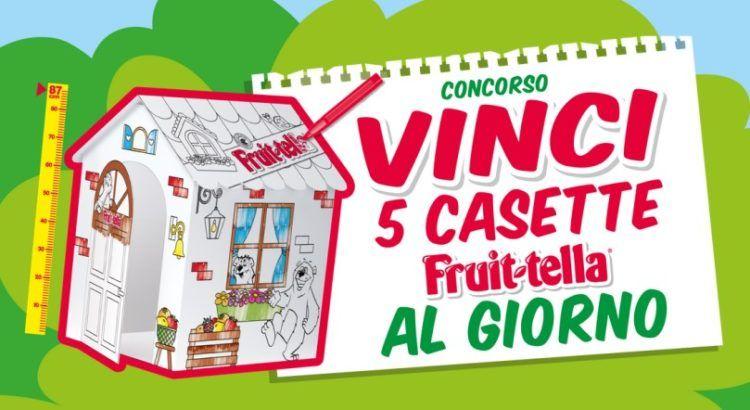 Concorso Fruittella 2020: vinci casette di cartone da colorare