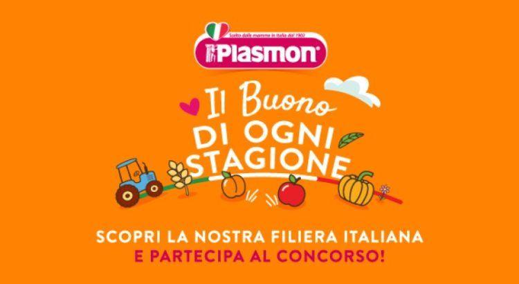 Concorso Plasmon 2020 Il buono di ogni stagione