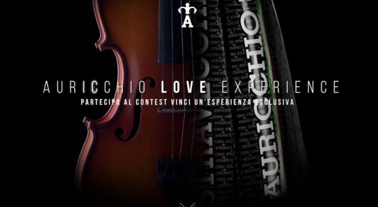 Concorso Auricchio Love Experience