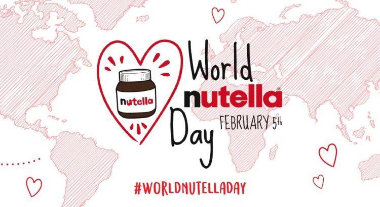 Ricevi Nutella da 25 gr per il World Nutella Day 2020