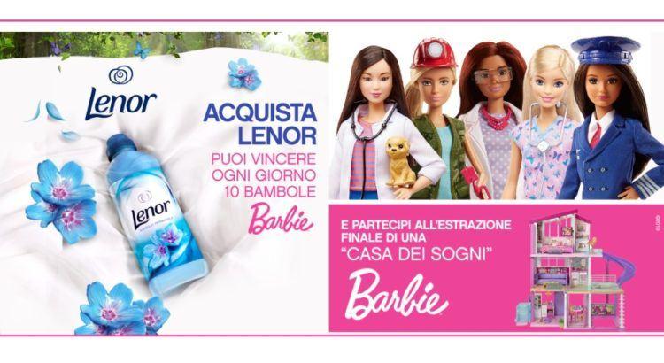 Concorso Lenor vinci Barbie