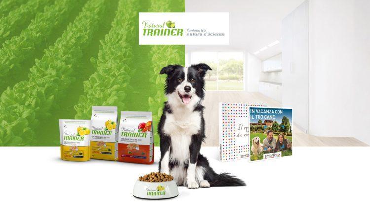 Concorso Natural Trainer vinci Smartbox In vacanza con il tuo cane