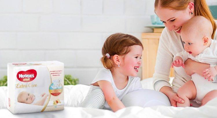 Diventa tester Pannolini Huggies Extra Care Bebè