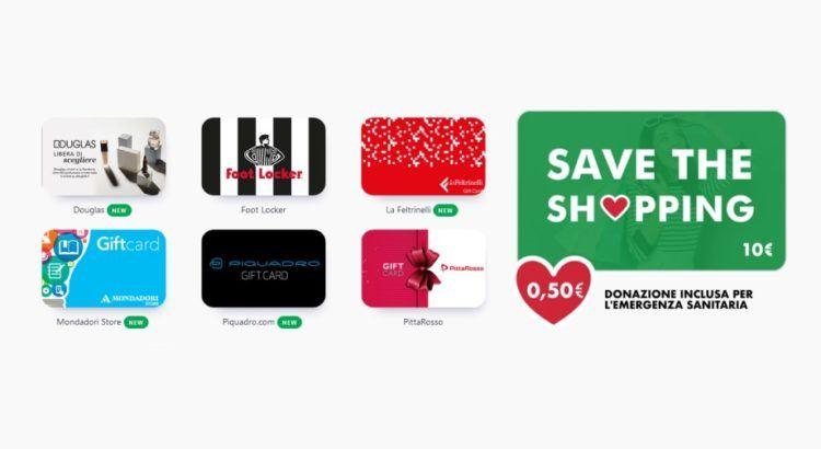 Save The Shopping Idea Shopping