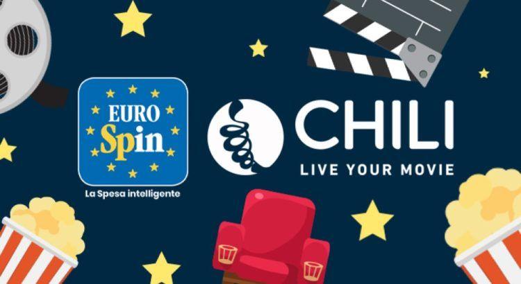 Eurospin ti regala un film in streaming su Chili