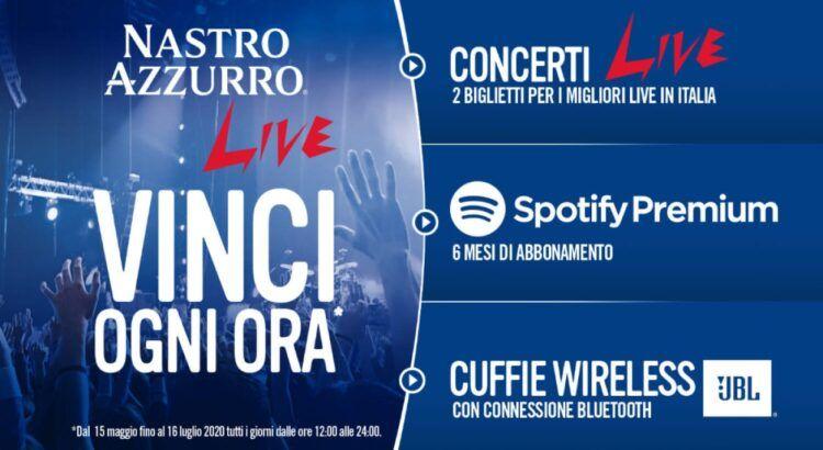 Concorso Nastro Azzurro Live