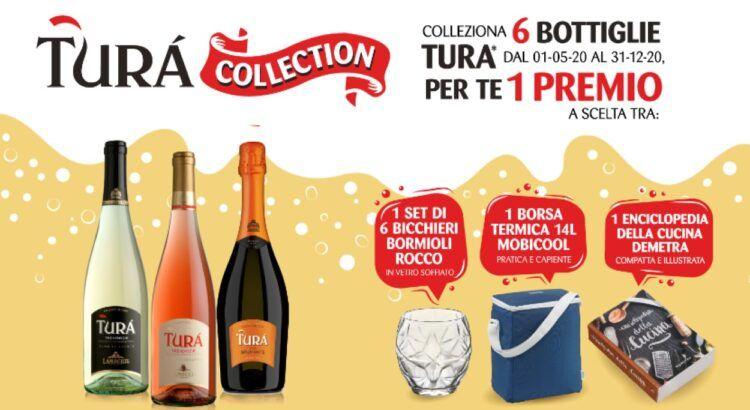 Vino Turà Collection premio sicuro