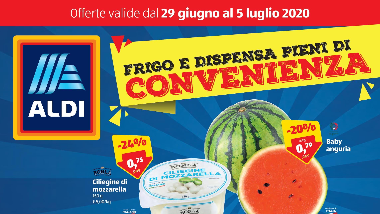 www.scontrinofelice.it anteprima volantino offerte aldi dal 2906 al 0507 2020 volantino offerte aldi dal 29 06 al 05 07 2020