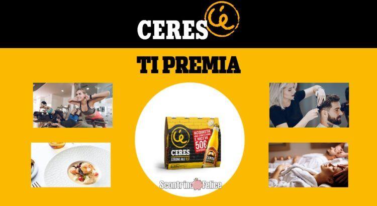 Premio sicuro Ceres ti premia