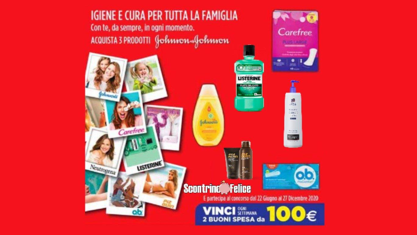 www.scontrinofelice.it concorso igiene e cura per tutta la famiglia vinci buoni spesa da 100 euro concorso igiene e cura per tutta la famiglia vinci buoni spesa da 100 euro