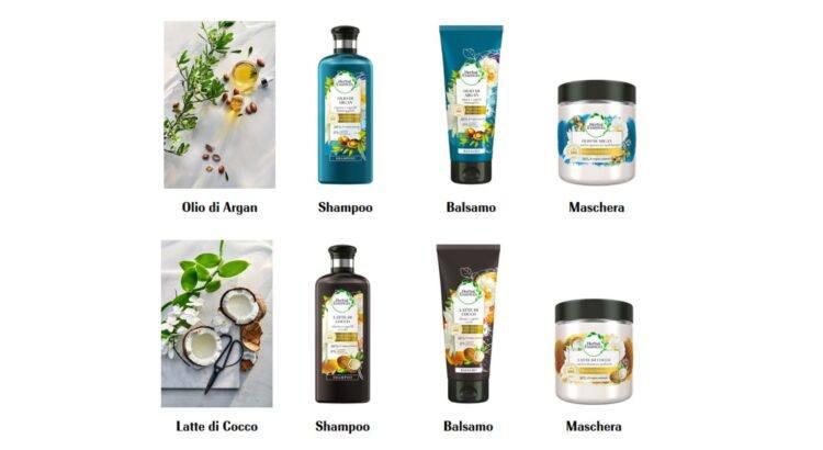 Diventa tester Herbal Essences con Marie Claire