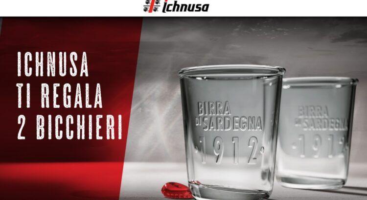 Premio Certo ICHNUSA TI REGALA I BICCHIERI ANIMA SARDA