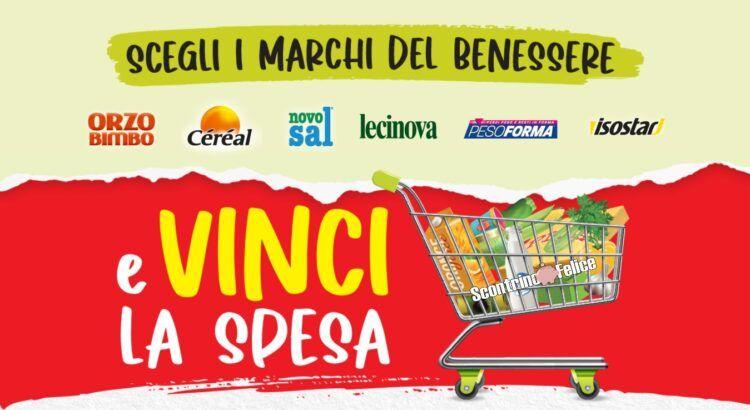 concorso a premi Céréal Lecinova Novosal Pesoforma Orzo Bimbo Isostad I Marchi del Benessere