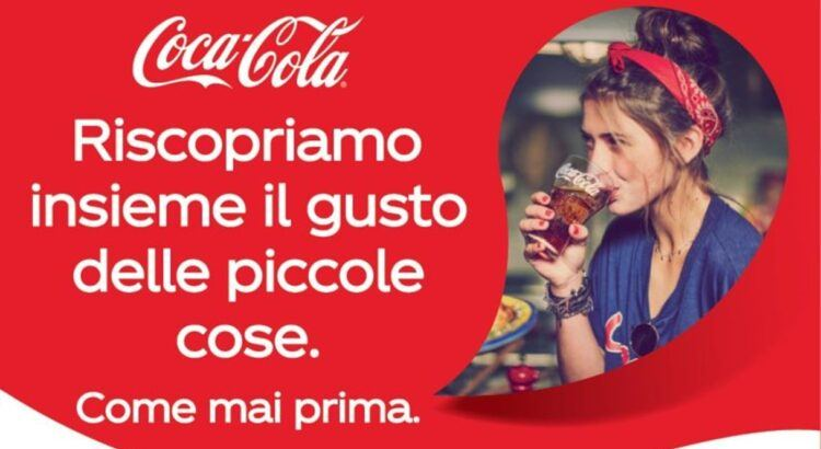 Concorso Coca Cola Fanta Sprite FuzeTea Kinley e Powerade Ripartiamo insieme vinci e regala