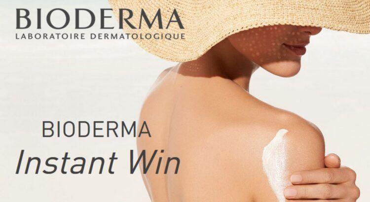 Concorso gratuito Bioderma Instant Win