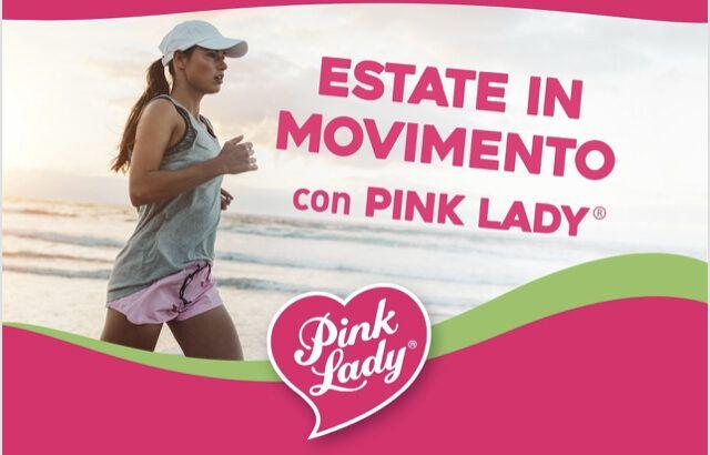 Concorso Estate in movimento con Pink Lady