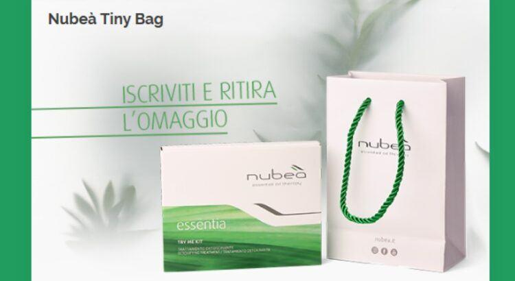 Ritira gratis un kit Nubeà Essentia per i tuoi capelli