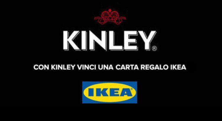 Concorso KINLEY vinci card Ikea da 200 euro al giorno