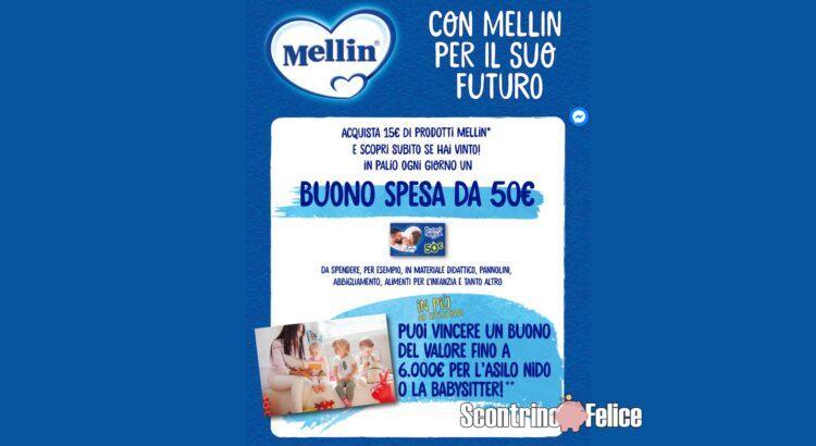 Concorso Con Mellin per il suo futuro