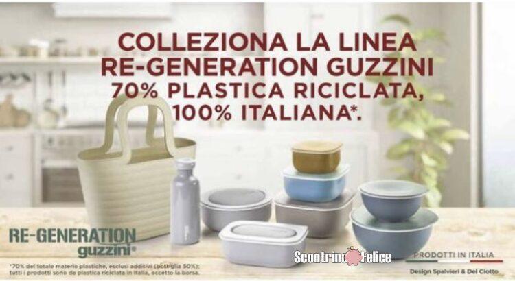 Raccolta punti Re-Generation Guzzini da Coop