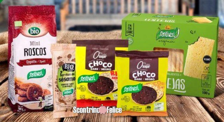 Vinci gratis 3 pack colazione Santiveri