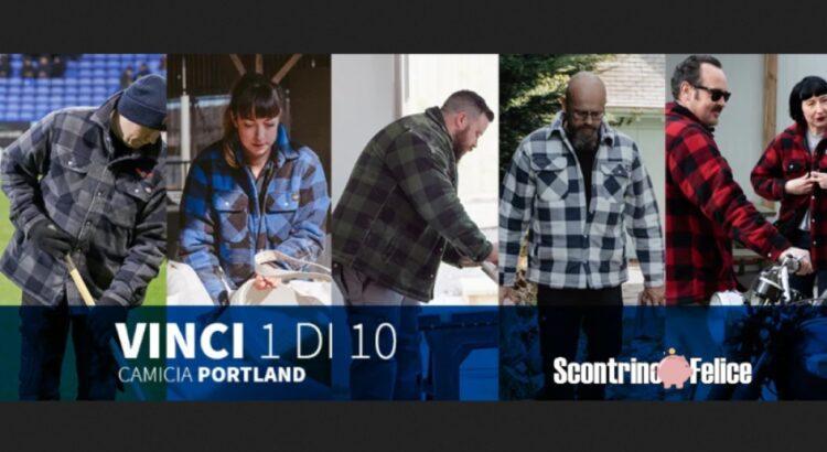 Vinci gratis la camicia da boscaiolo Portland di Dickies