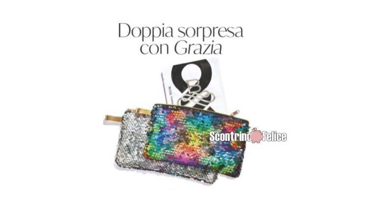 Affari in Edicola pochette Infinity Beauty Mask con Grazia