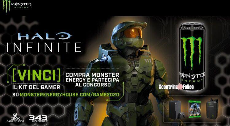Concorso Monster vinci 3 kit del Gamer