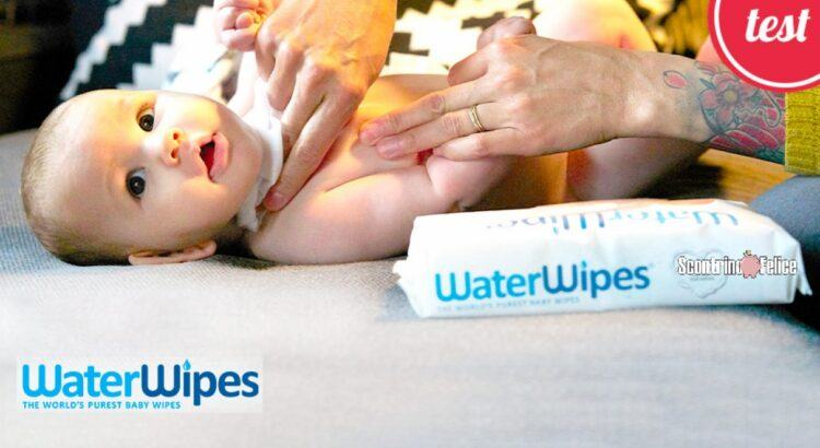 diventa tester salviettine WaterWipes