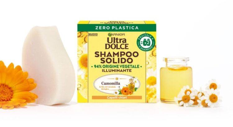 Diventa tester Shampoo Solido Ultra Dolce