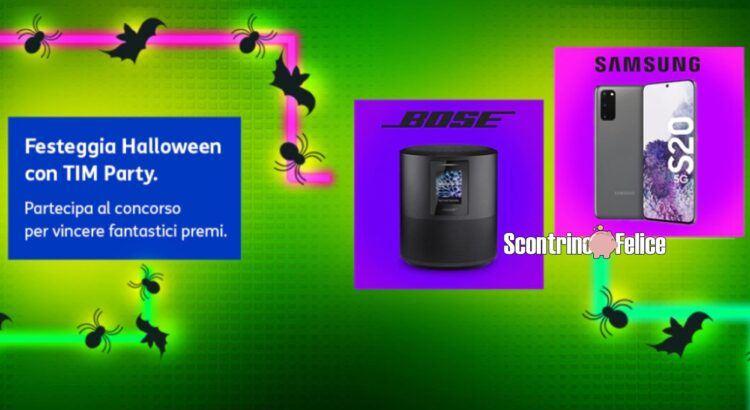 Festeggia Halloween con Tim Party