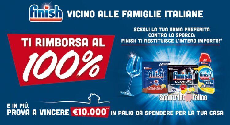 Spendi e Riprendi Concorso Finish vicino alle famiglie italiane rimborso