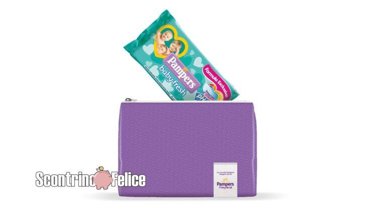 Baby Case Pampers in regalo