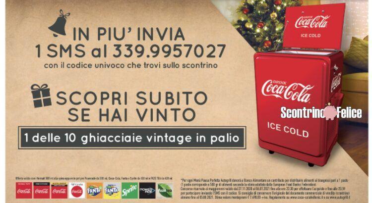 Con Autogrill e Coca Cola vinci 10 ghiacciaie brandizzate
