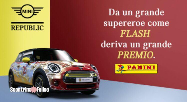 Concorso Mini Republic vinci gratis 200€ spendibili su Panini.it