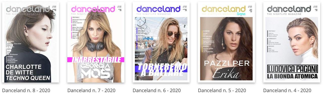 www.scontrinofelice.it pubblicazioni gratuite da leggere durante le feste danceland Magazine gratuiti da leggere durante le feste