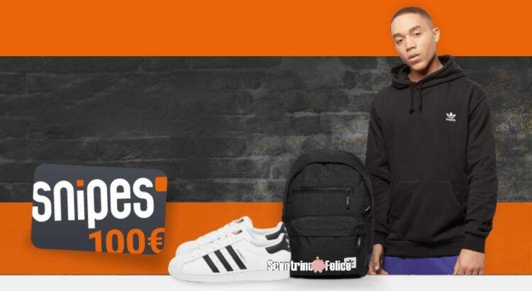 SNIPES x adidas Contest