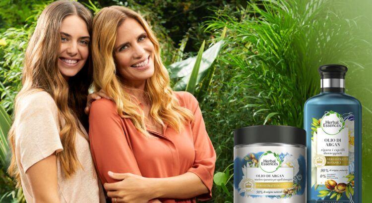 diventa tester Herbal Essences olio di argan e cocco