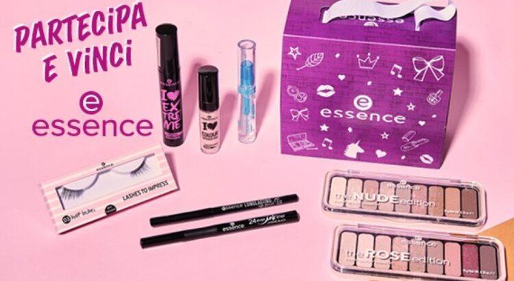 Vinci gratis 20 kit per il tuo make-up occhi Essence