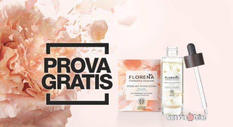 PROVA GRATIS FLORENA FERMENTED SKINCARE