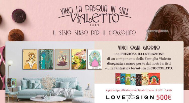 Concorso gratuito Vinci la Pasqua in stile Vialetto