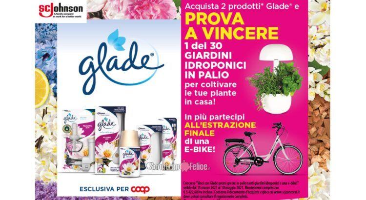 Vinci Con Glade Premi Green: In Palio Tanti Giardini Idroponici E Una E-Bike