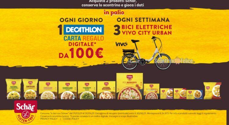 concorso In bici con Schaer