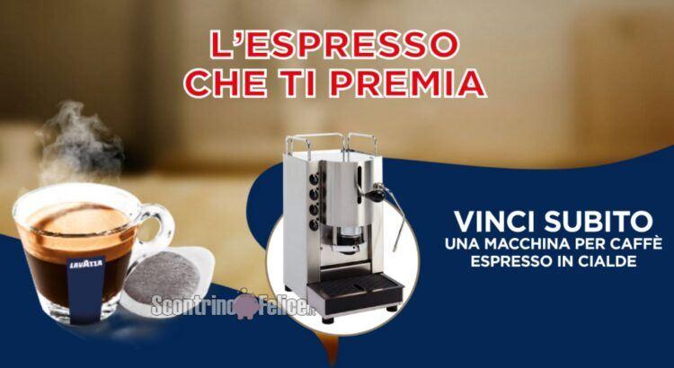 Concorso Lavazza L'Espresso Che Ti Premia